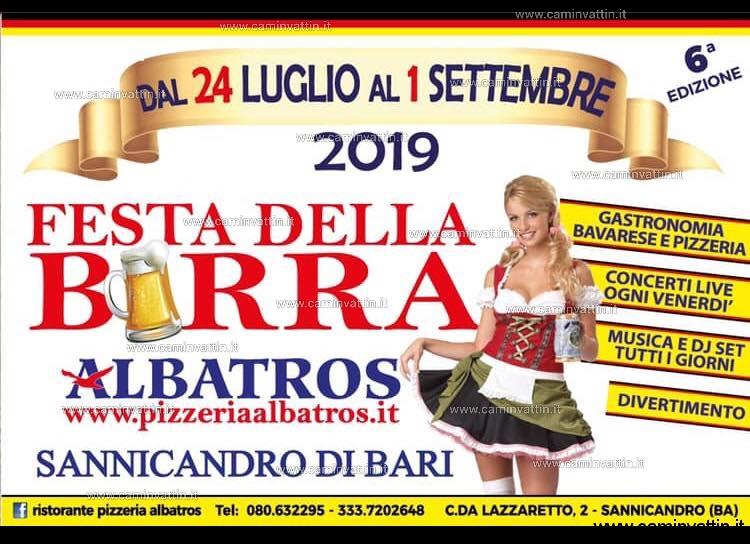festa della birra 2019 sannicandro di bari