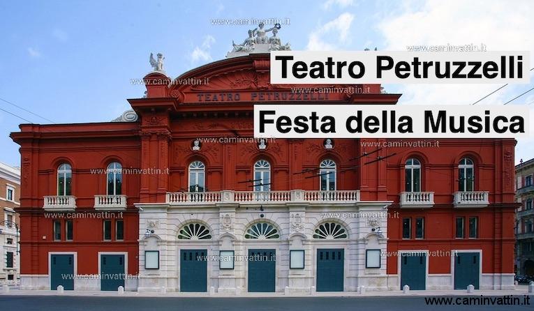 festa della musica teatro petruzzelli