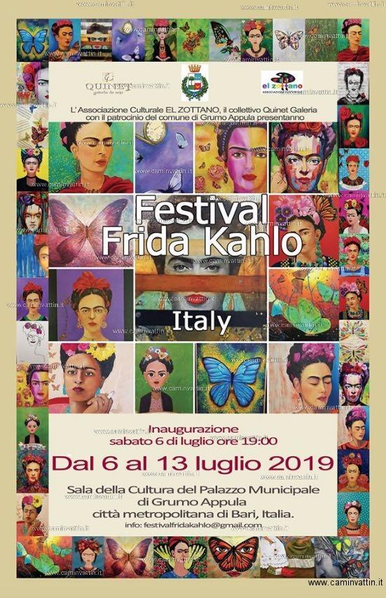 festival frida kahlo