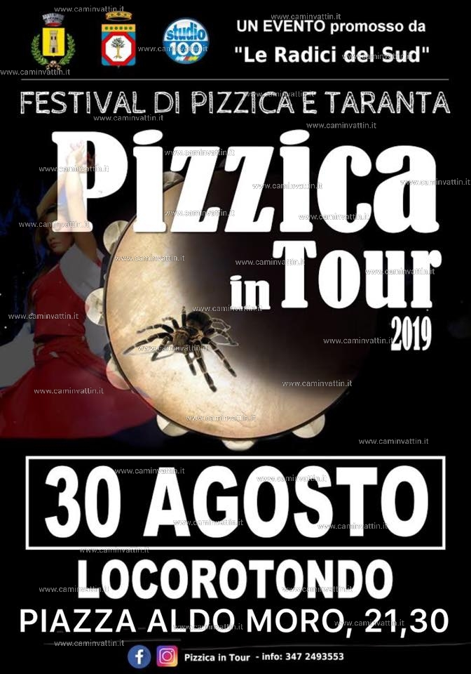 pizzica in tour locorotondo