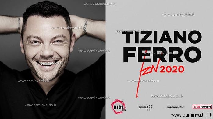 tiziano ferro concerto bari tzn 2020 tour