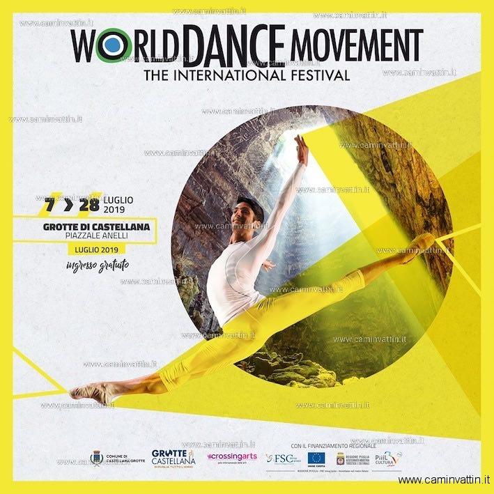 world dance movement grotte di castellana