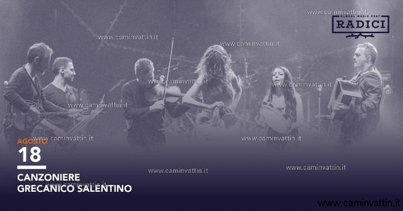 Canzoniere Grecanico Salentino in concerto a Noci