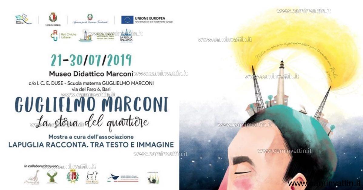 Guglielmo Marconi La storia del quartiere