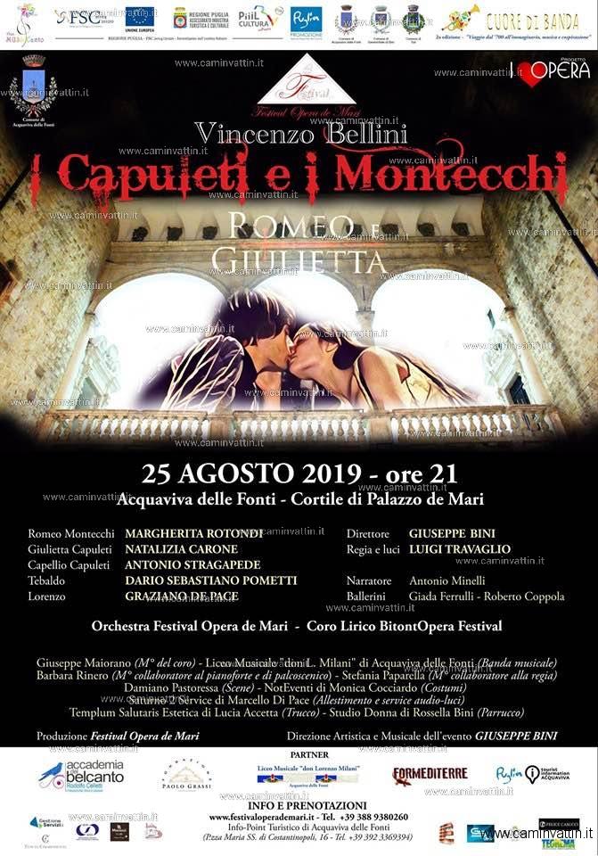 I Capuleti e i Montecchi vincenzo bellini