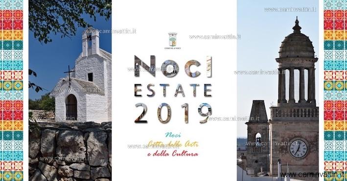 Noci estate 2019 Noci citta delle Arti e della Cultura