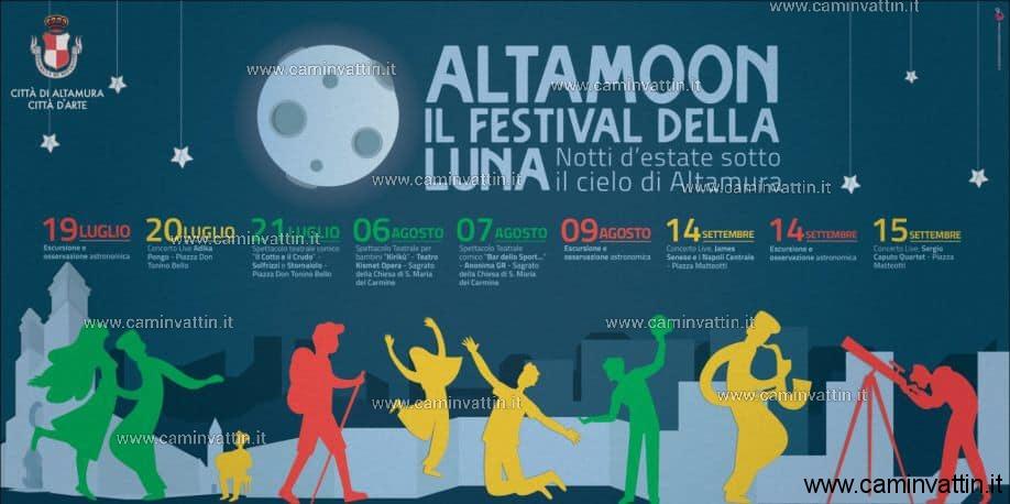 altamoon il festival della luna