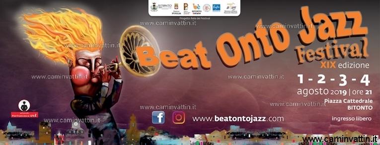 beat onto jazz festival 2019