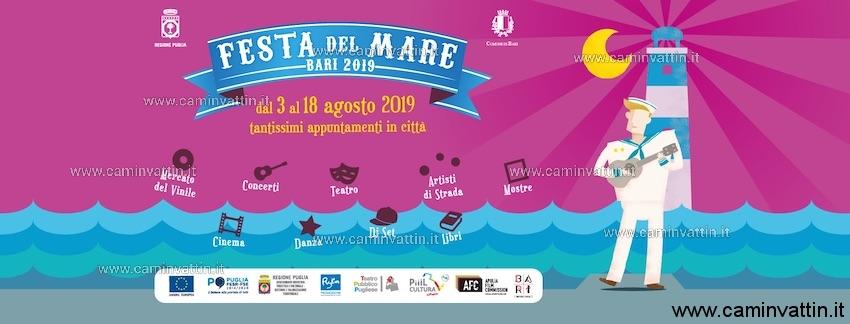 festa del mare 2019 bari