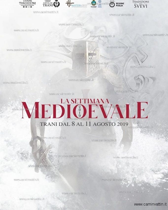 la settimana medievale 2019
