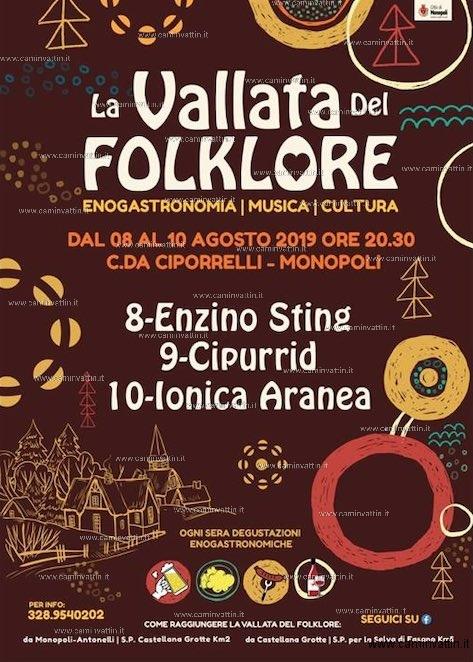 la vallata del folklore 2019
