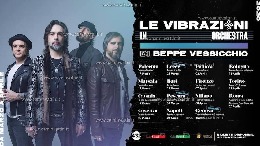 le vibrazioni in orchestra di beppe vessicchio tour 2020