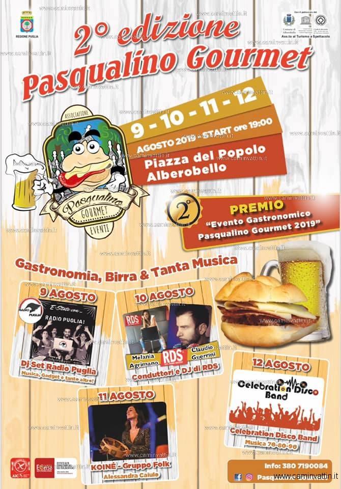 pasqualino gourmet 2019