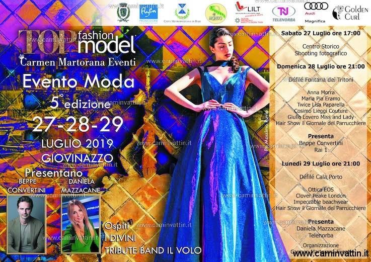top fashion model 2019 giovinazzo