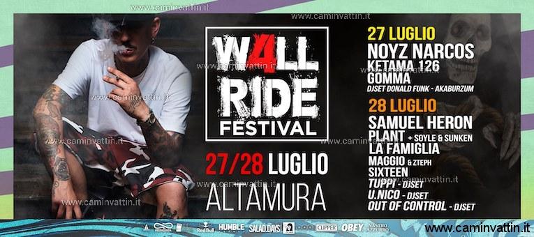 wallride festival 2019 altamura
