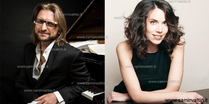 LESZEK MOZDZER GLORIA CAMPANER bari piano festival