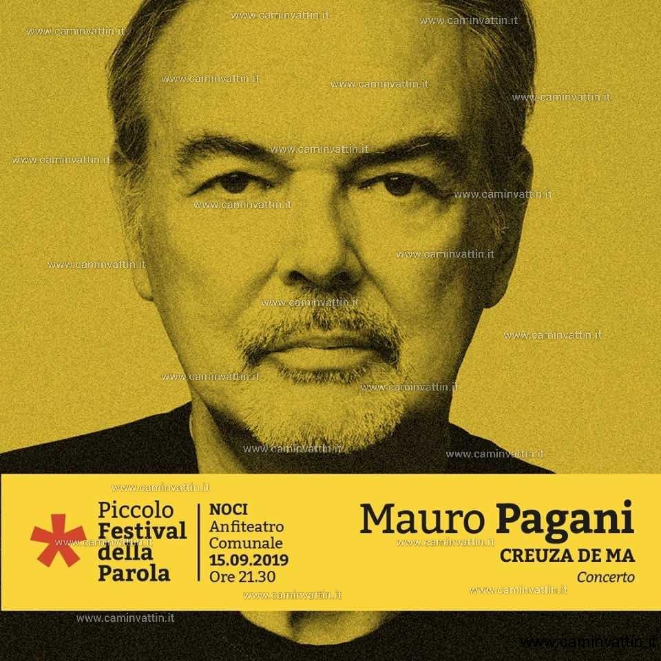 Mauro Pagani al Piccolo Festival della Parola
