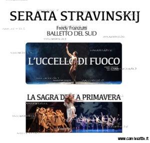 balletto del sud serata stravinskij