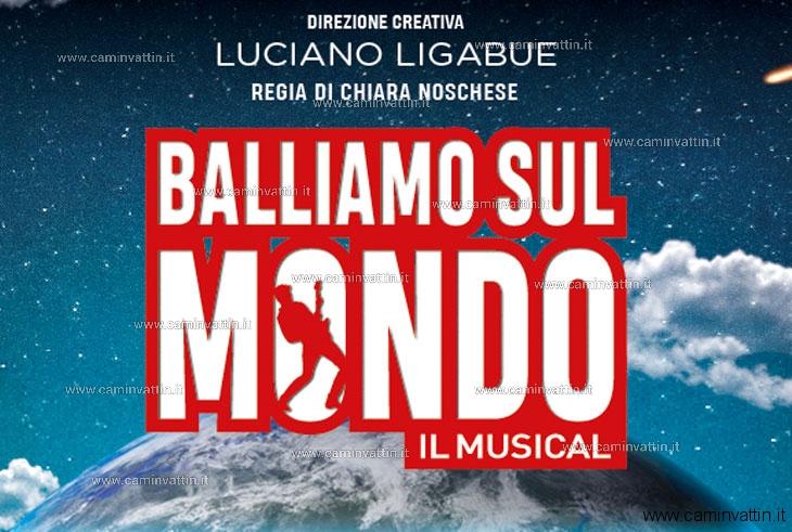 BALLIAMO SUL MONDO il musical al Teatro Team