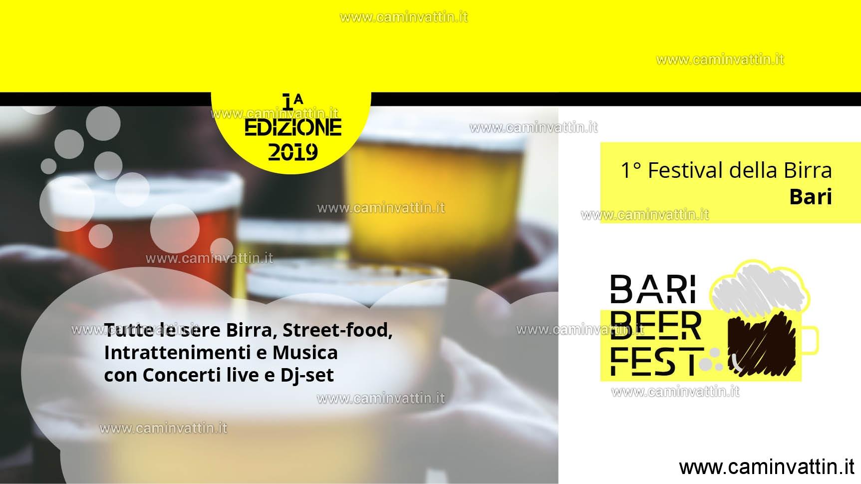 bari beer fest festival della birra