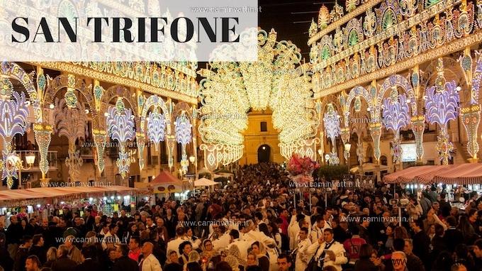 Festa di San Trifone Martire patrono di Adelfia: il programma degli eventi