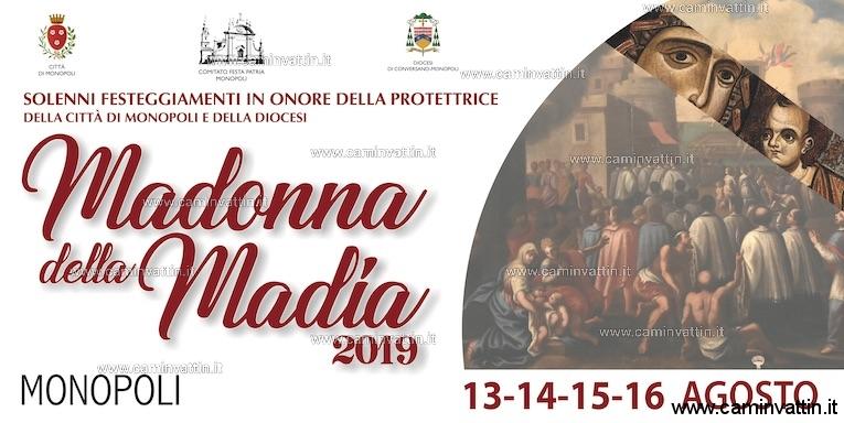festa madonna della madia 2019 monopoli