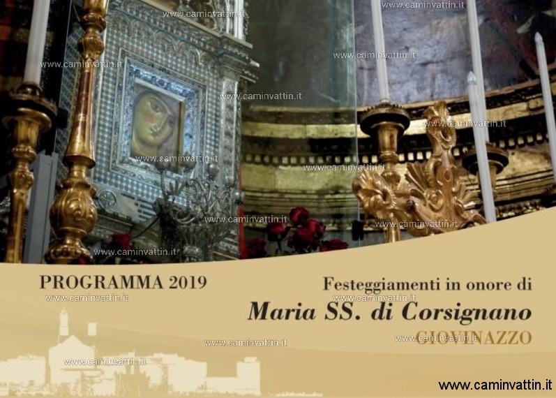 festa patronale giovinazzo maria ss di corsignano 2019