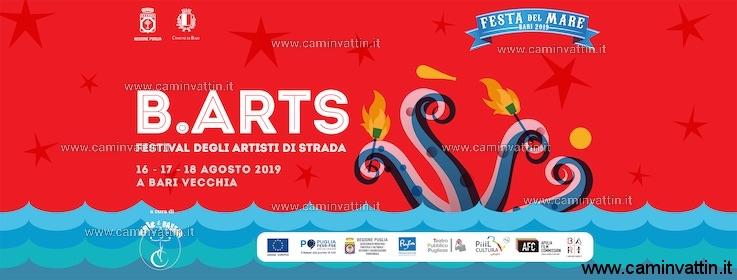festival degli artisti di strada barts bari