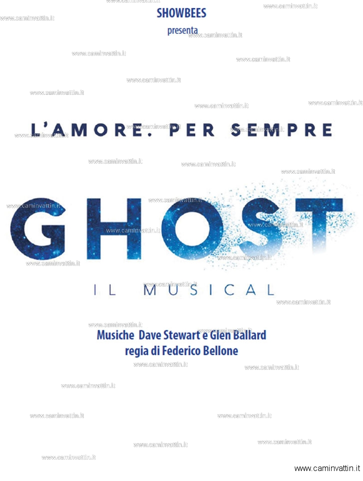 ghost musical