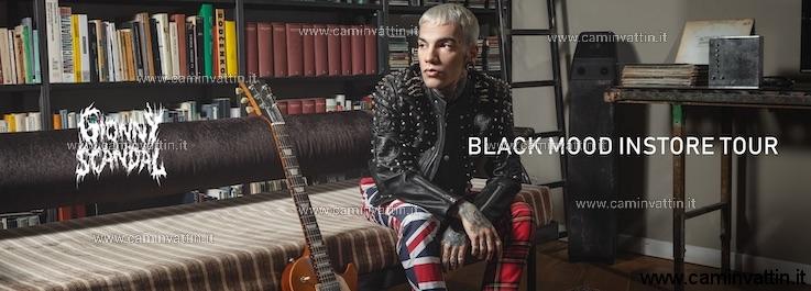 gionny scandal black mood instore tour