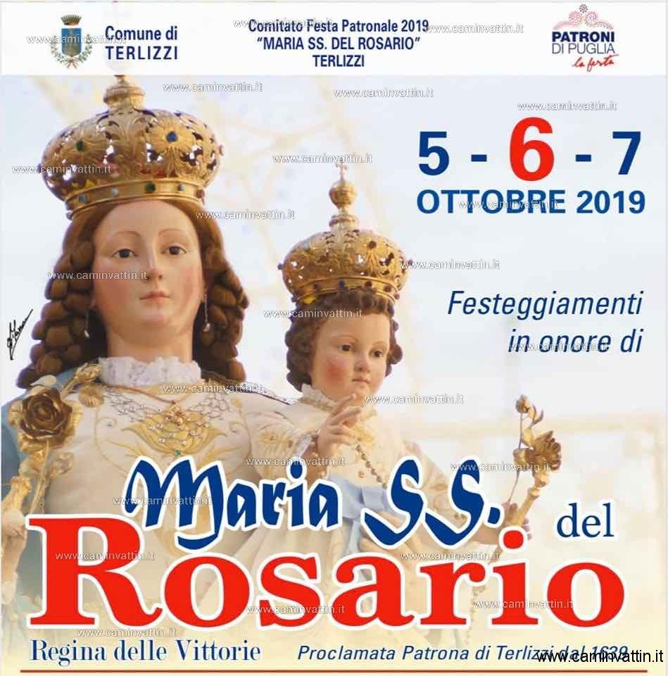 madonna ss rosario terlizzi 2019
