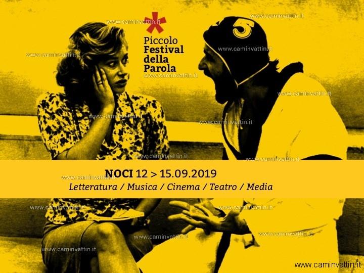 piccolo festival della parola 2019 noci