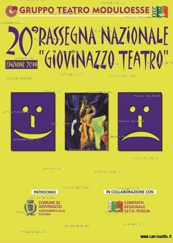 rassegna nazionale giovinazzo teatro 2019