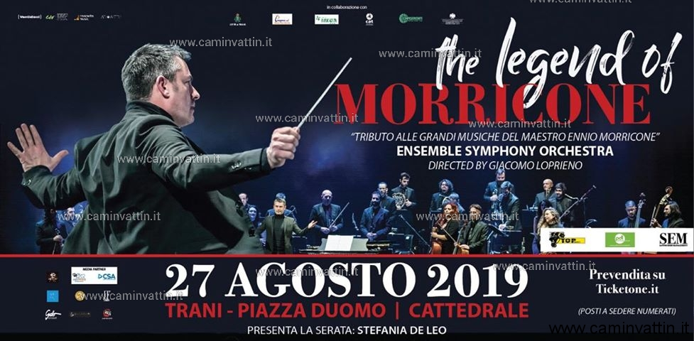 the legend of morricone trani