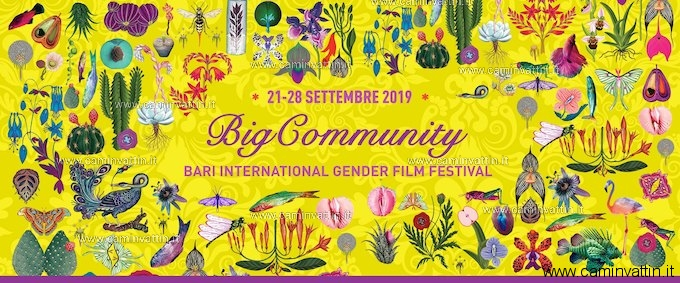 BARI INTERNATIONAL GENDER FILM FESTIVAL 2019