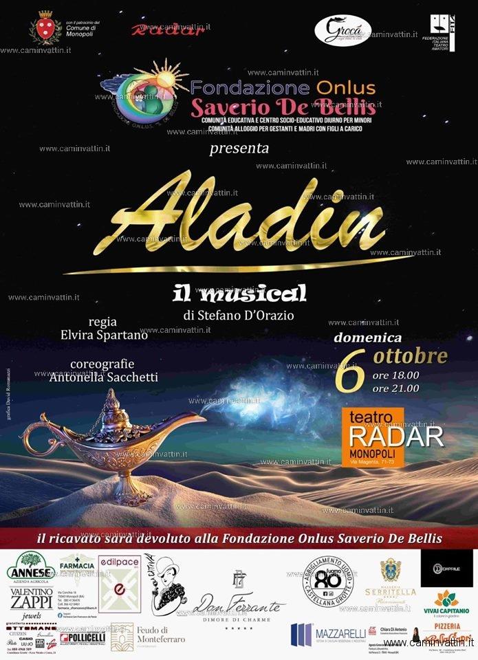 aladin musical teatro radar