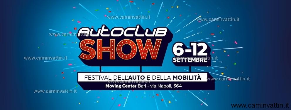 autoclub showfestival dell auto e della mobilita