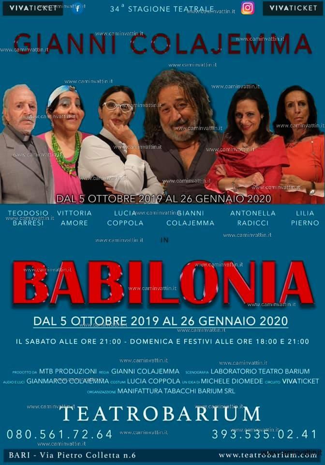 babilonia teatro barium colajemma