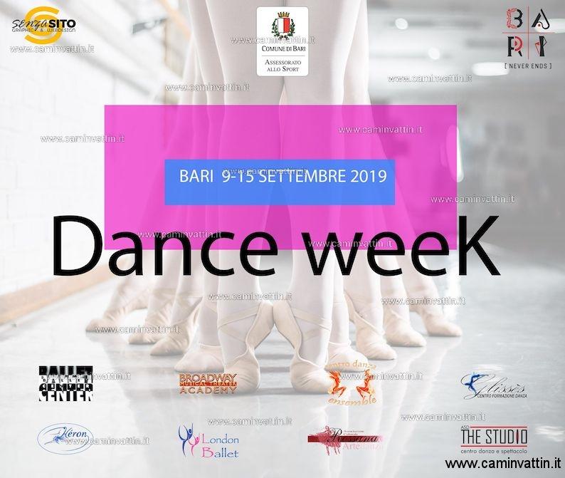 bari dance week
