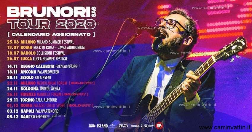 brunori sas live tour 2020