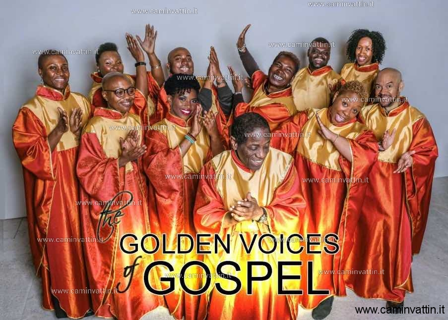 golden voices of gospel teatro petruzzelli