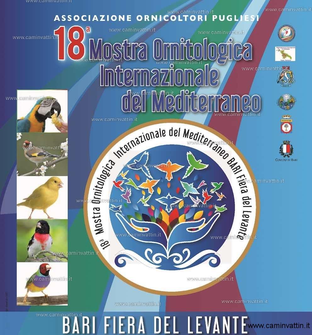 mostra ornitologica internazionale del mediterraneo 2019 bari