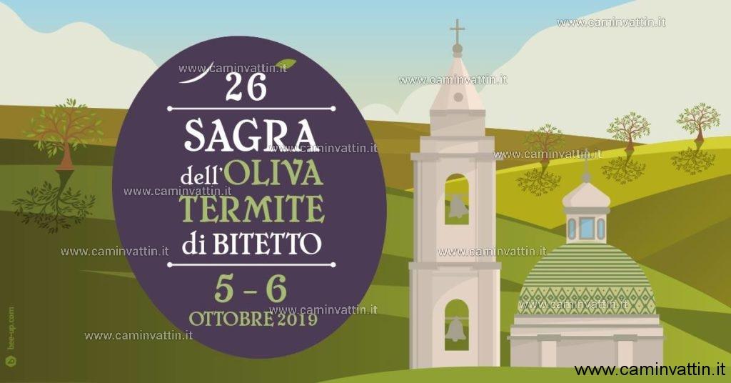 sagra oliva termite di bitetto 2019