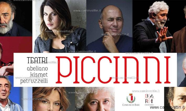 stagione prosa 2019 2020 teatro piccinni petruzzelli kismet abeliano