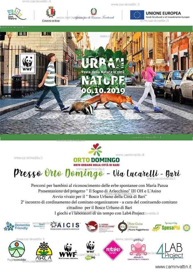 urban nature bari