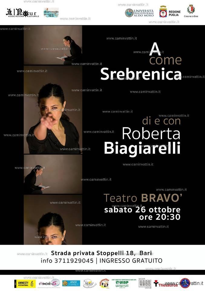 A come SREBRENICA