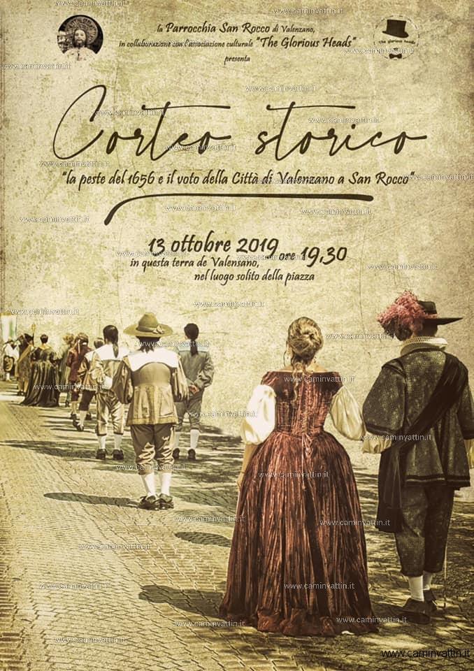 Corteo Storico Barocco a Valenzano