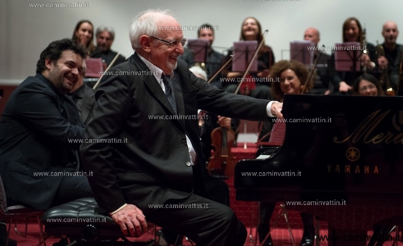 MICHELE MARVULLI per i 90 Anni del Maestro