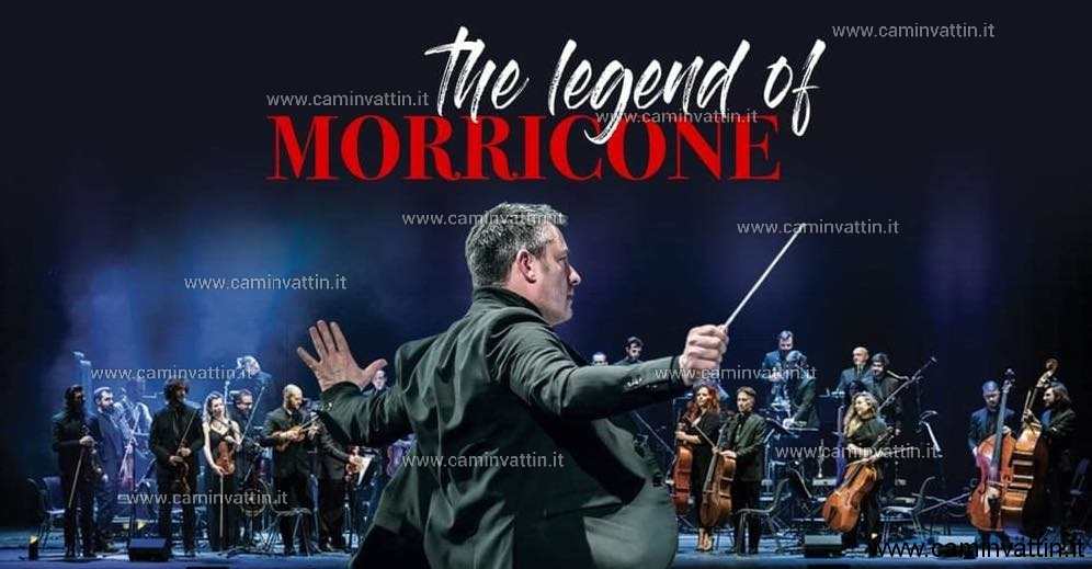 THE LEGEND OF MORRICONE by Ensemble Symphony Orchestra