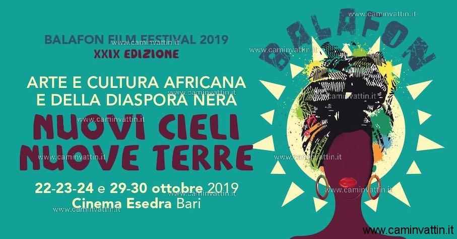 balafon festival bari 2019